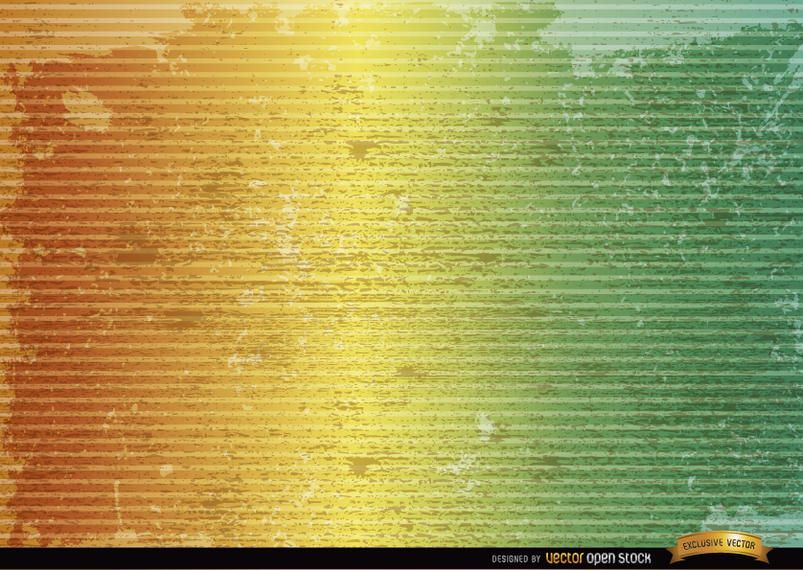 Bright grunge colorful background
