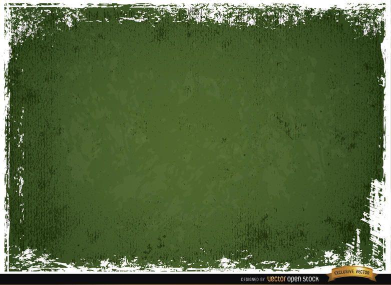 Fondo rayado verde del grunge de la pared