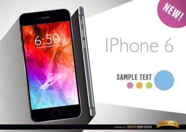 promoção do iPhone 6