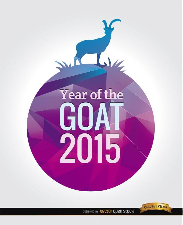 2015 ano do design de cabra