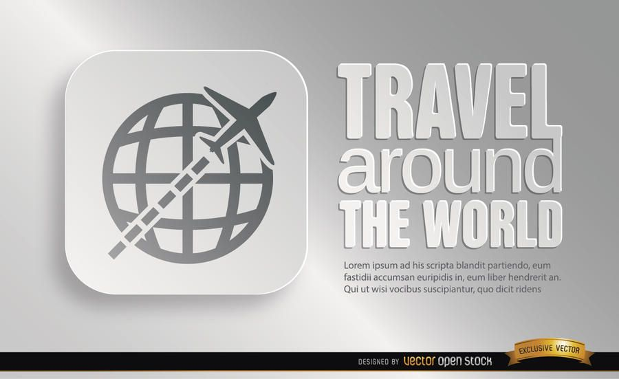 Promo mundial de viajes