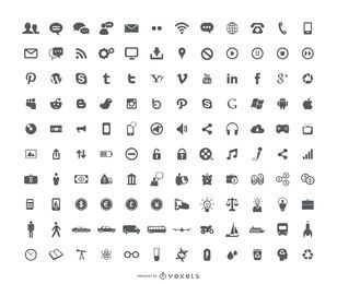 120 free new icons