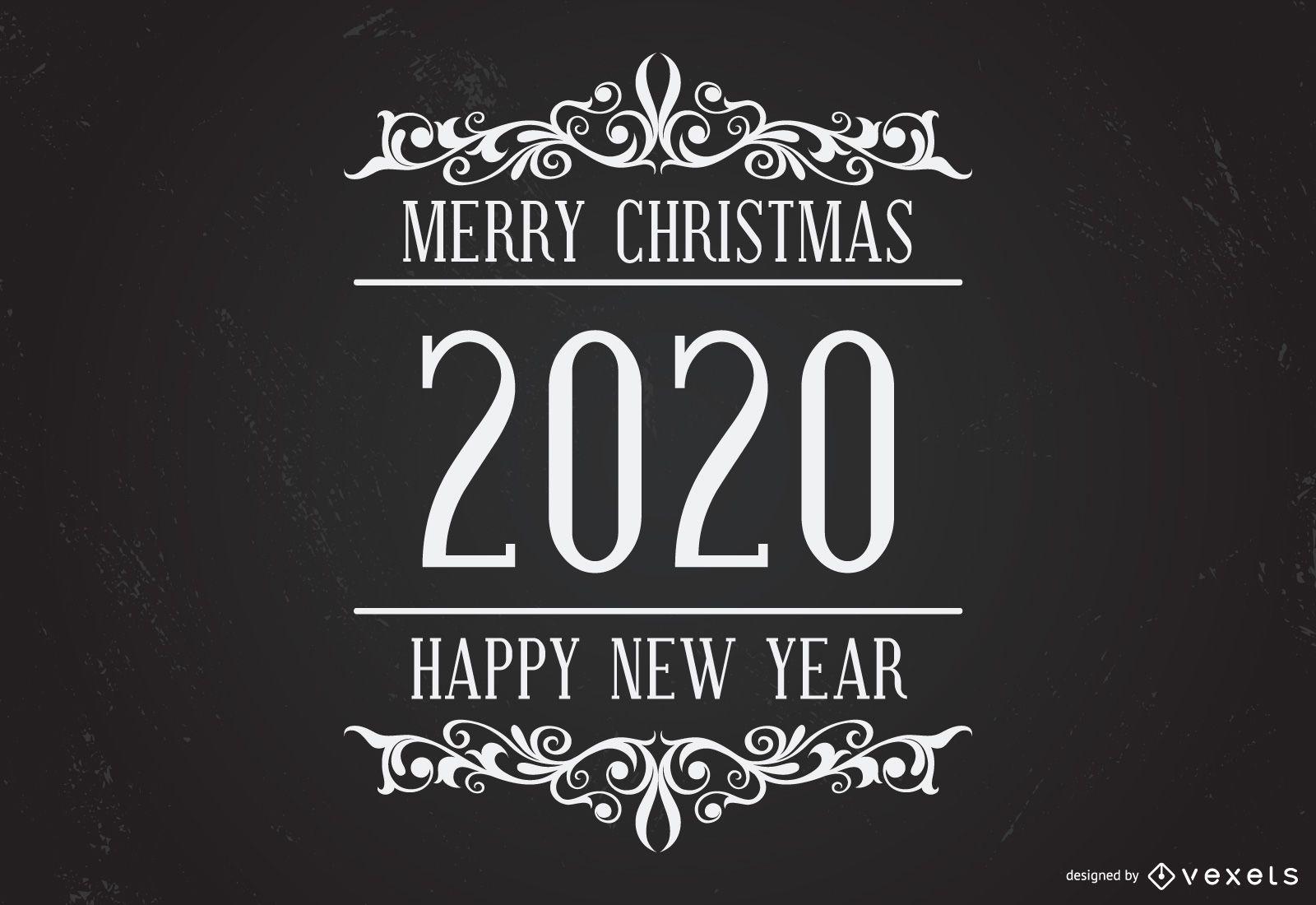 Frohe Feiertage 2020