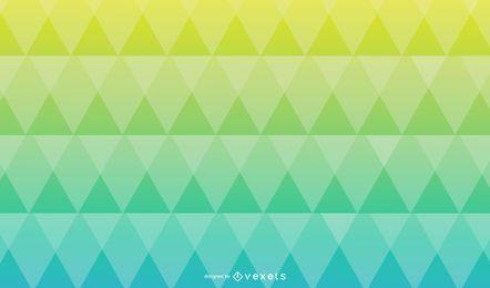 Padrão abstrato colorido triângulos