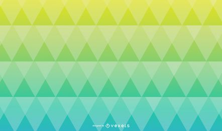 Patrón abstracto colorido triángulos