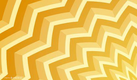 Rectángulos abstractos formados brillante rayo de sol