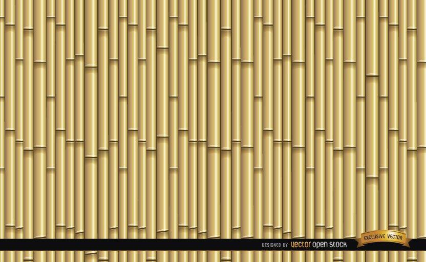 Fondo de textura de bambú