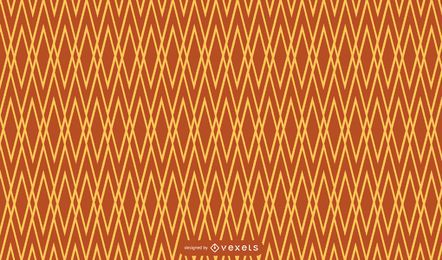 Textura listrada cúbica retro colorida abstrata geométrica