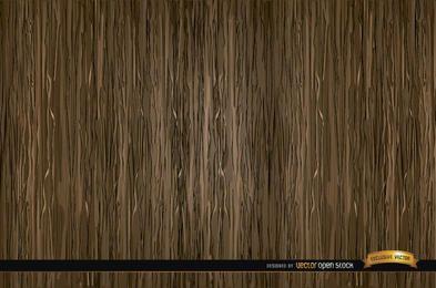 Fondo de madera natural