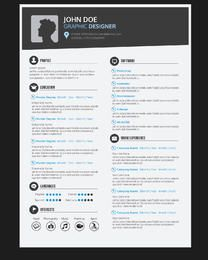 Graphic Designer Resume CV