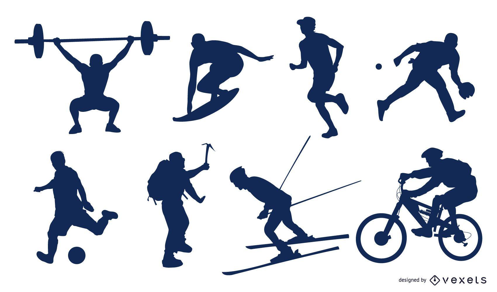 Colección de silueta deportiva