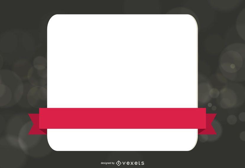 Classy Promotional Web Box Template
