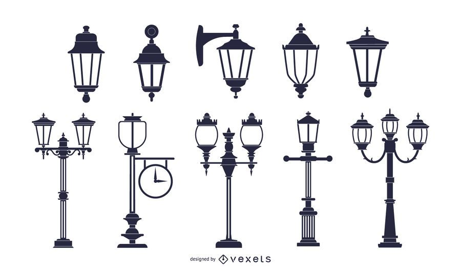 Grungy Antique Chandelier Pack