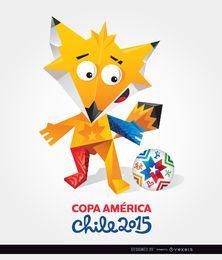 Zincha Copa América 2015