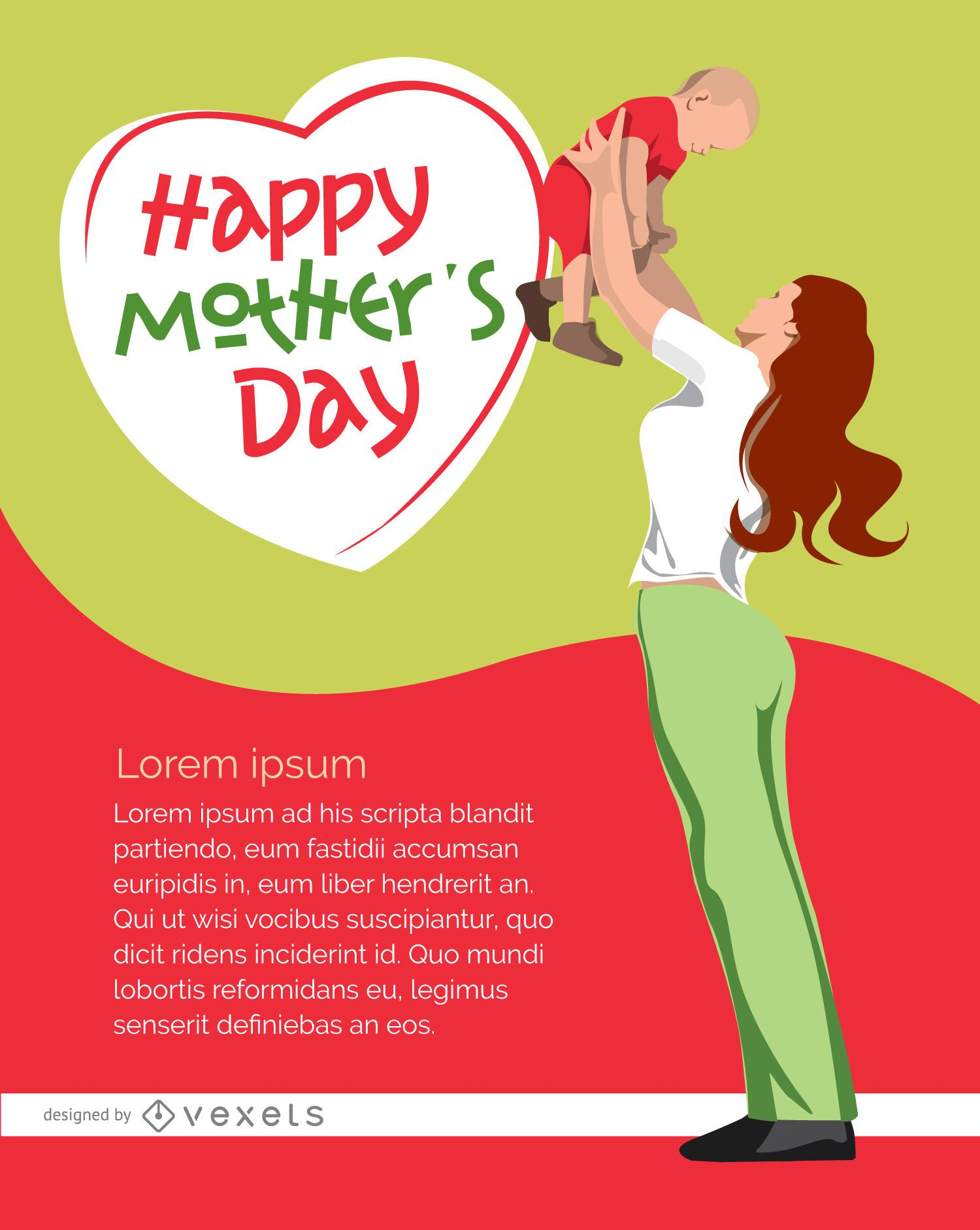 Happy Mother?s Day poster