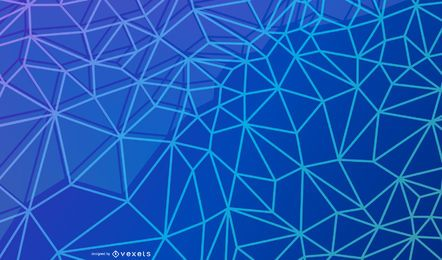 Abstract Triangles & Lines Background