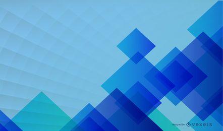Fondo abstracto de superposición de rectángulos