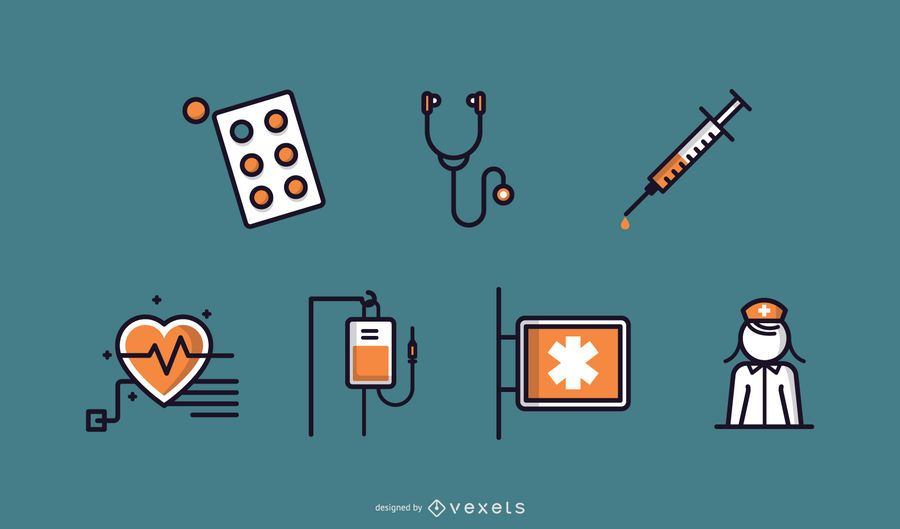 HealthCare/Nature Icons