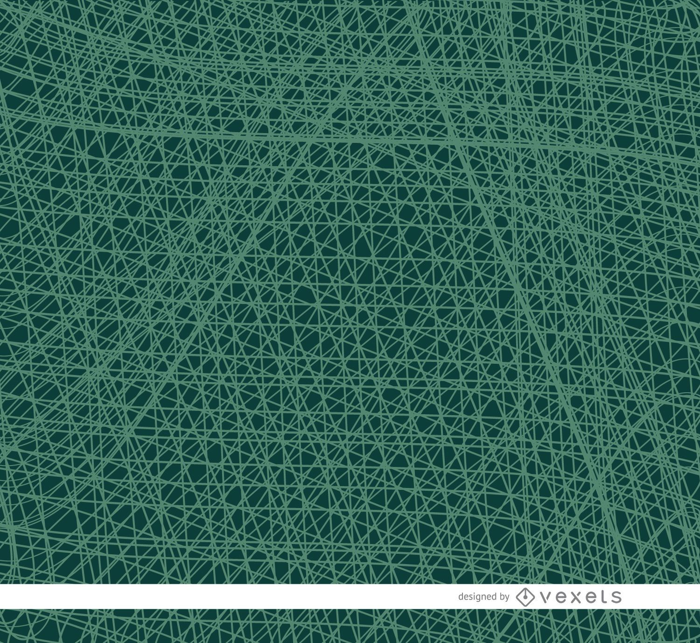 Loose thread pattern background