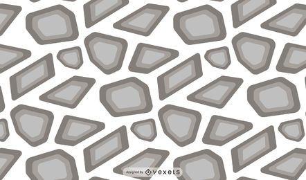 Geometrisches Steinbeschaffenheitsdesign