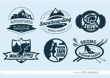 6 extremos emblemas desportivos