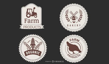 Farmers Market Label Pack
