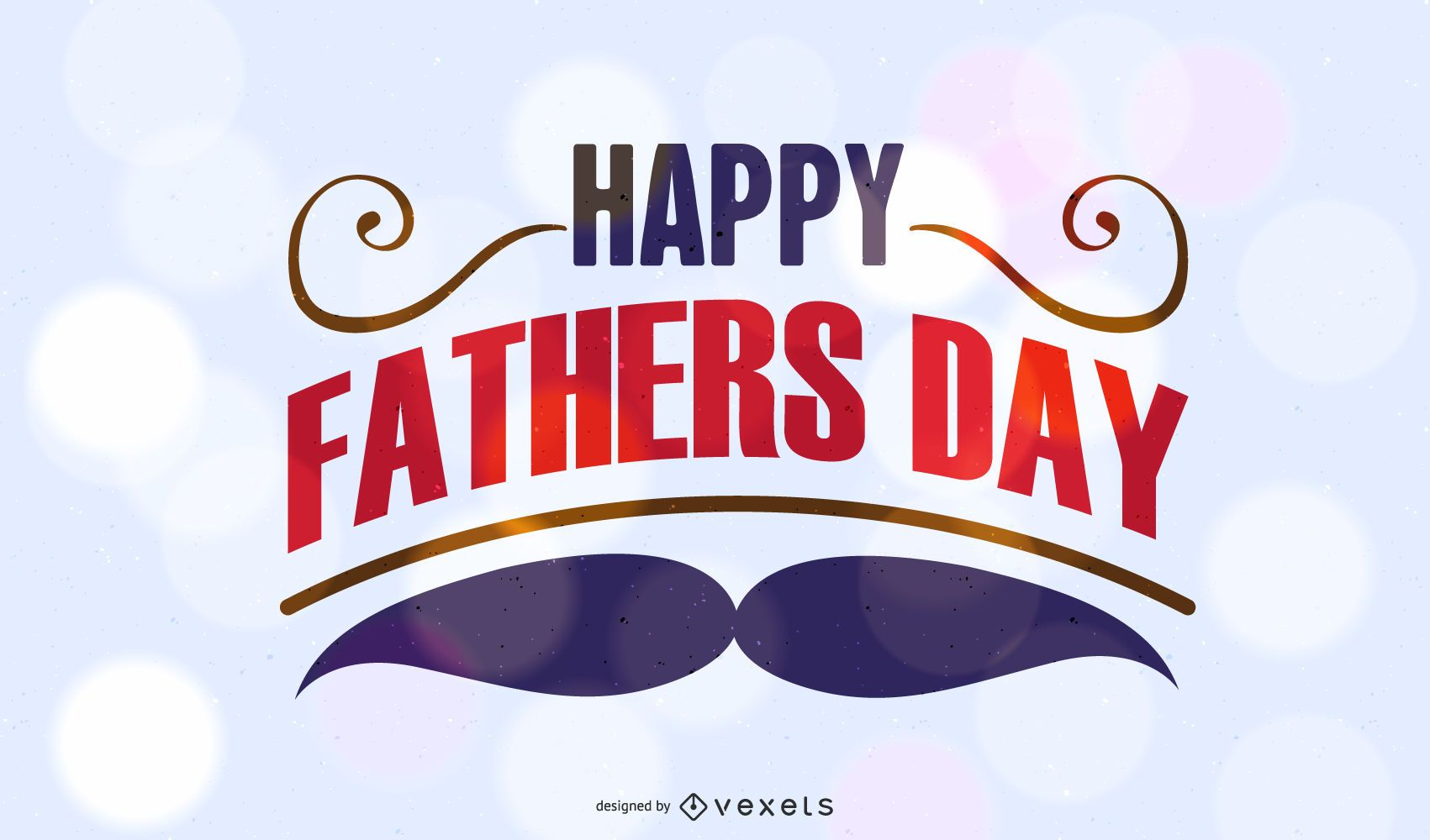 Father?s Day Greeting Concept