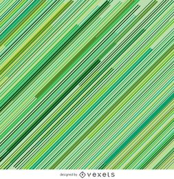 Green Diagonal pinstripes background