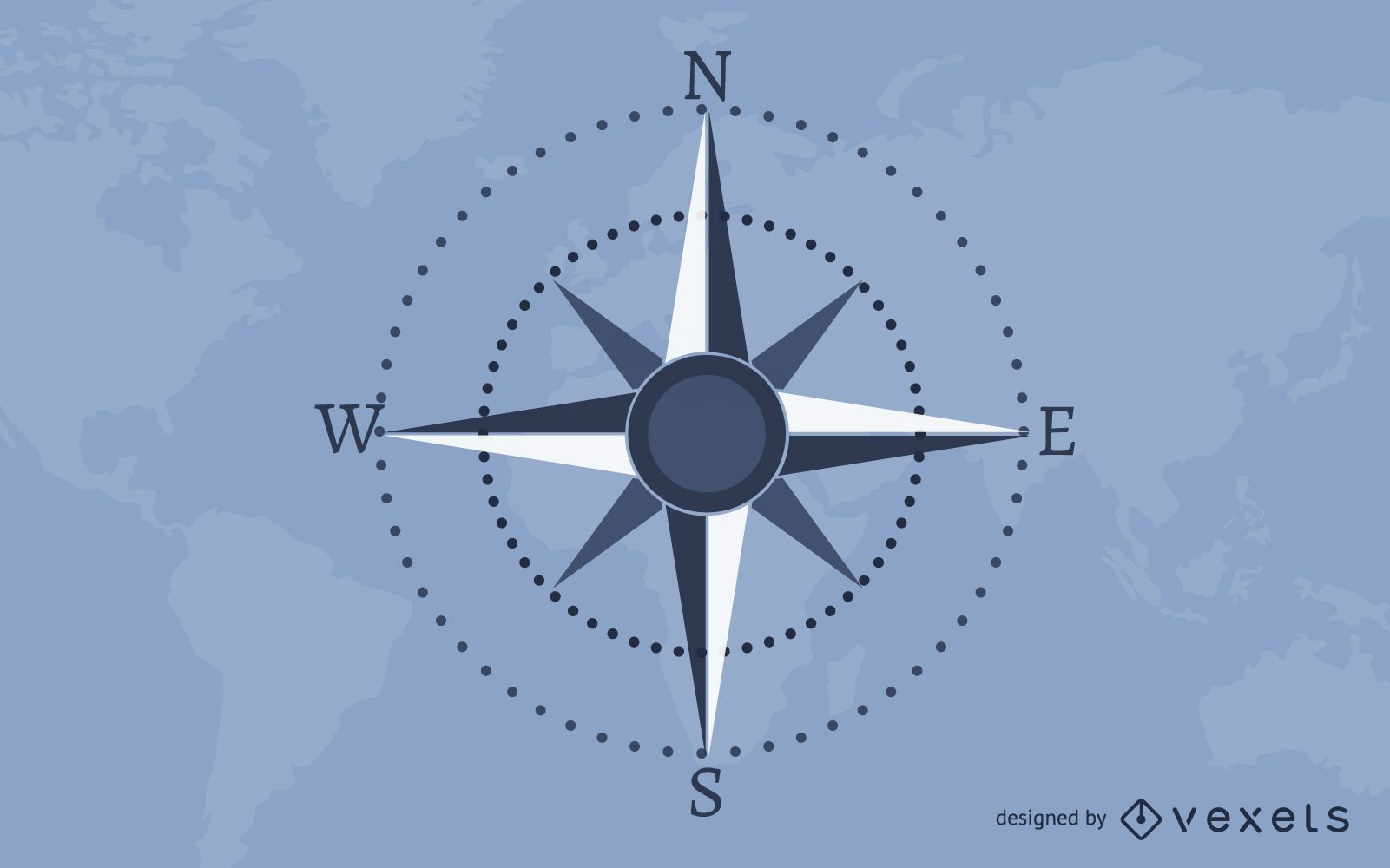 Mapa Náutico da Terra
