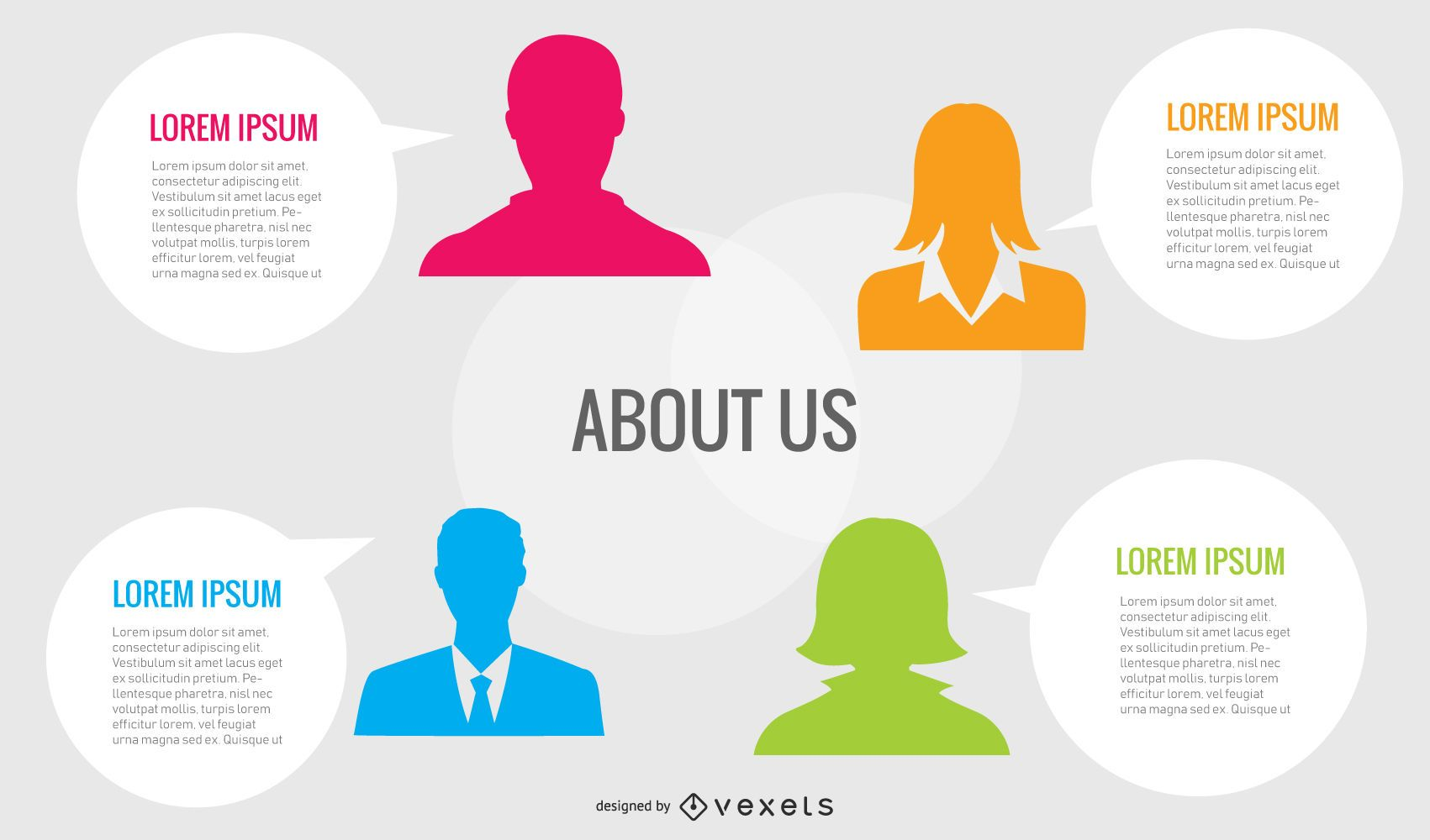 About Us Company Profile Template