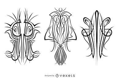 Diseño de rayas