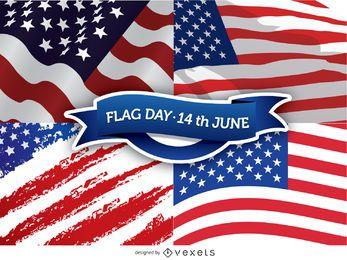 Tag der Flagge - 14. Juni