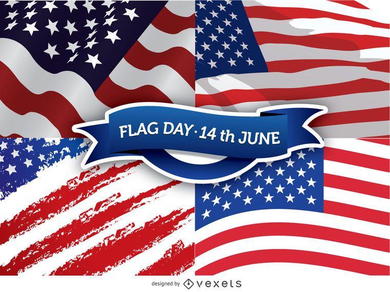 Dia da Bandeira - 14 de junho