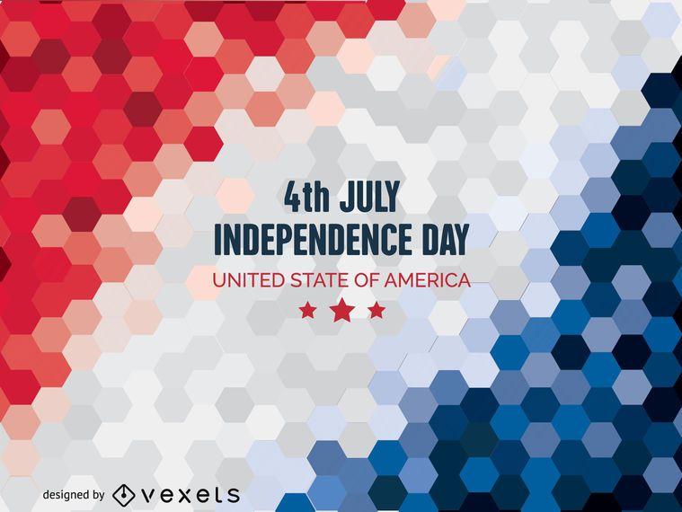 Fondo del día de la independencia