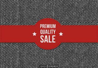 Promoción de ventas Premium Jeans