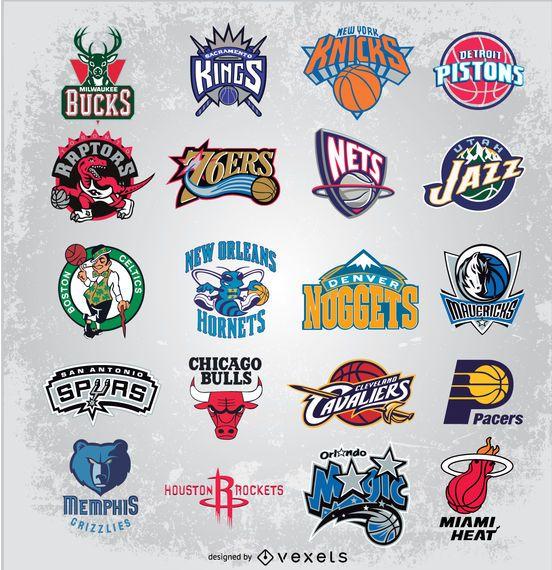 NBA Vector Logos