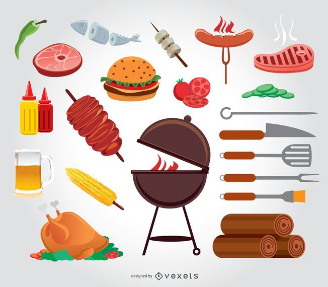 Barbecue Set