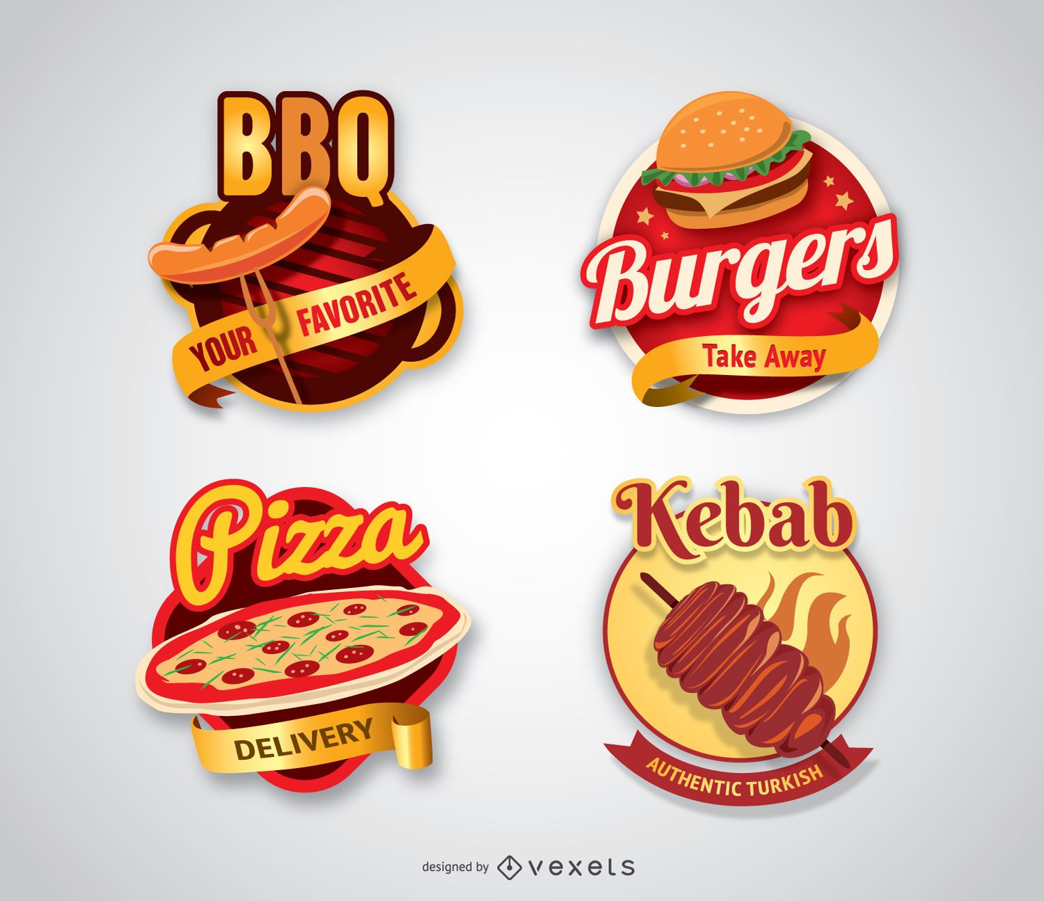 Fast Food Barbecue