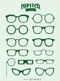 13 gafas Hipster