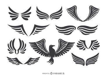 Fenix Bird and Wings Set