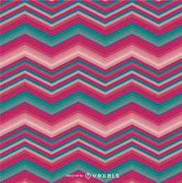 Zig Zag Abstract Background
