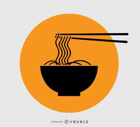 Noodles Logo Design
