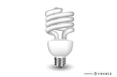 Realistic Energy Bulb