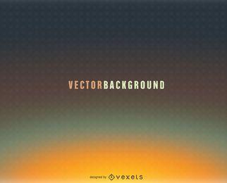 Fondo abstracto del vector gradiente