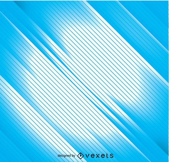 Linhas de fundo azul claro