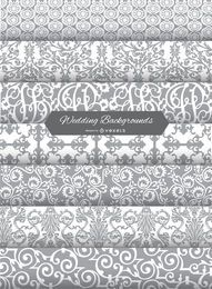 7 wedding backgrounds