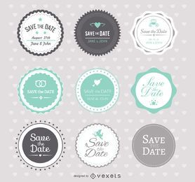 Save the Badges fecha de boda