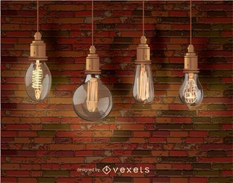 Edison decorative Light bulbs