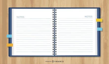 Wöchentliches Tagebuch eröffnet