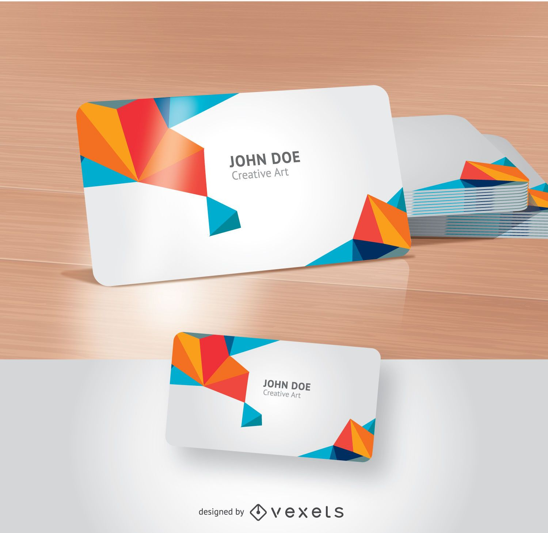 Business Card creative design